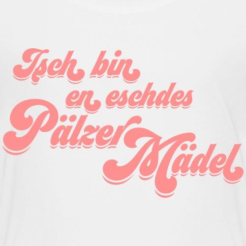 Isch bin en eschdes Pälzer Mädel - Kinder Premium T-Shirt