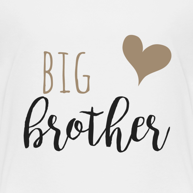 Monkeybaby Big Brother Family Shirt Kids Premium T Shirt