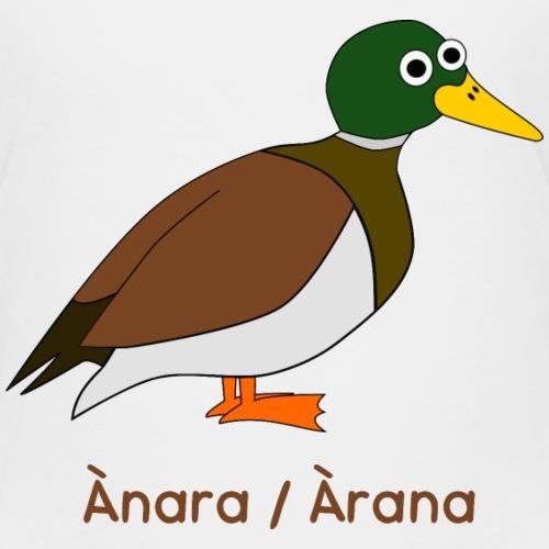 anatra - Maglietta Premium per bambini