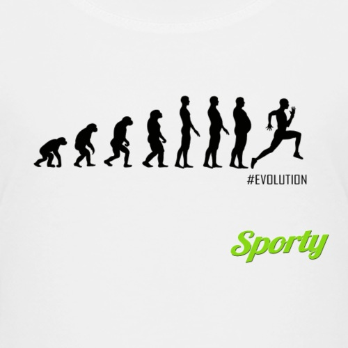 Evolution - T-shirt Premium Enfant