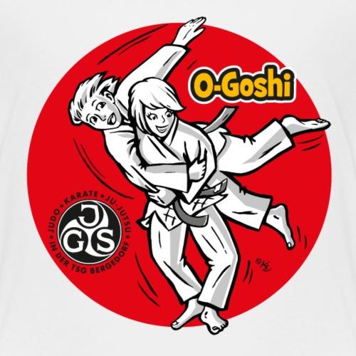 O Goshi JGS - Kinder Premium T-Shirt
