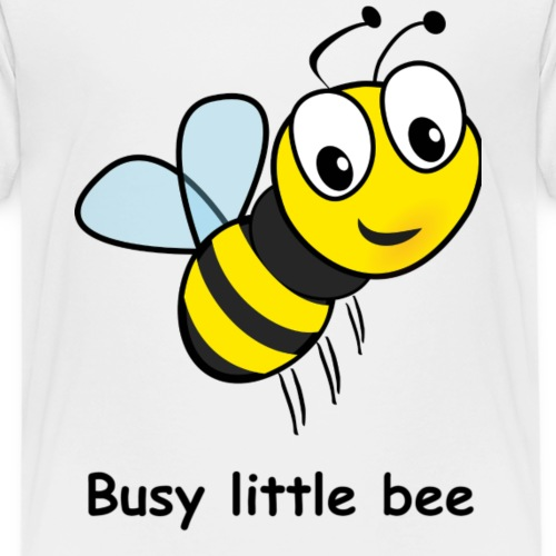 Busy Bee - Kids' Premium T-Shirt