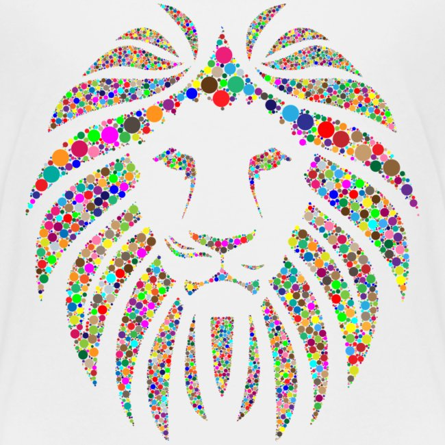 Ausdruck des Löwen