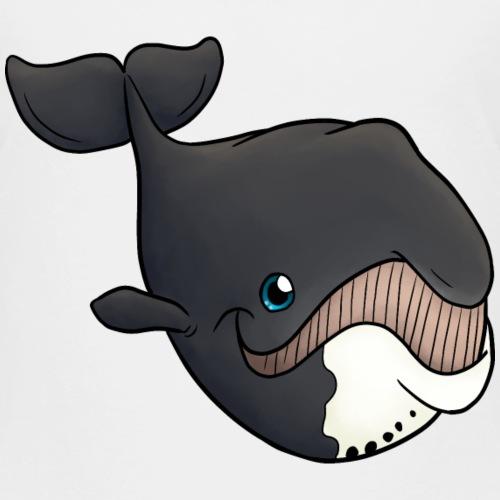 Kleiner Grönlandwal - Kinder Premium T-Shirt
