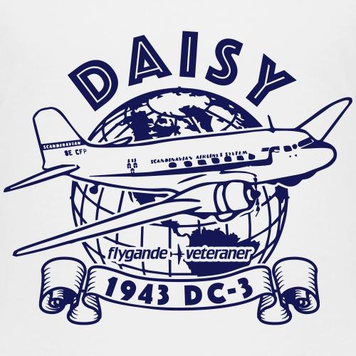 Daisy Globetrotter 1 - Premium-T-shirt barn