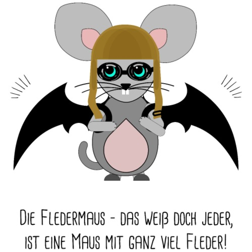 Fledermaus - Kinder Premium T-Shirt