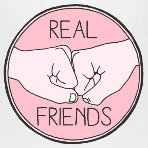 Real Friends - Børne premium T-shirt
