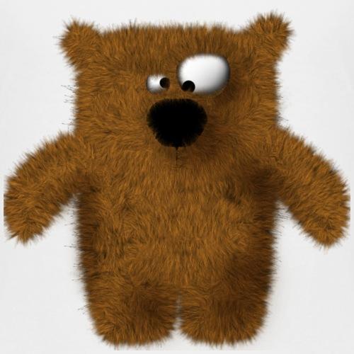knuffel teddy fluffy - Kinder Premium T-Shirt