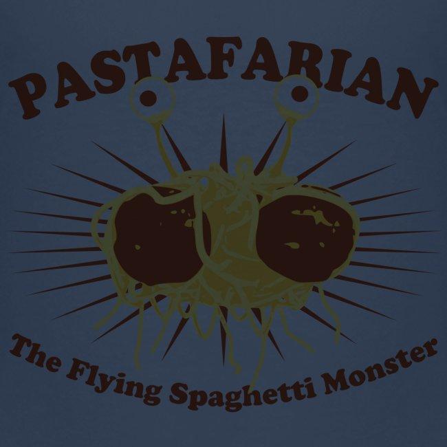The Flying Spaghetti Monster