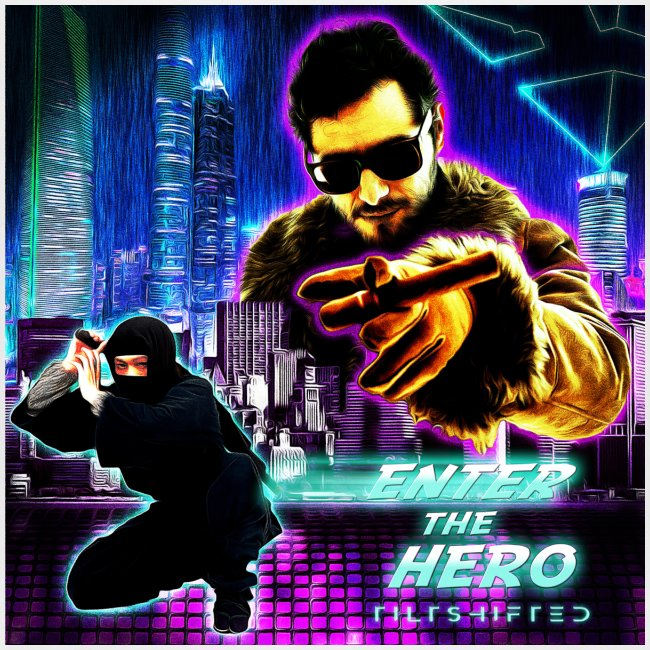 Enter the Hero