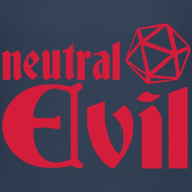 neutral evil