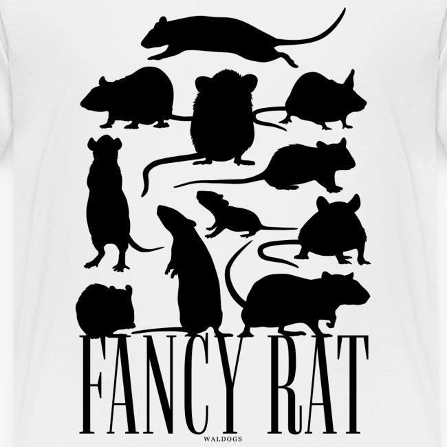Fancy Rat Black