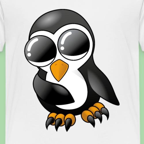 Pengu der keine Pinguin - Kinder Premium T-Shirt