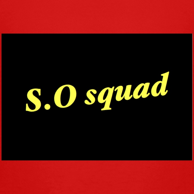S.O squad