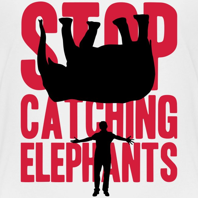 Stop Catching Elephants