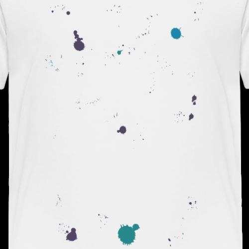 OMG! Got paint on my shirt! (woman) - Kinderen Premium T-shirt