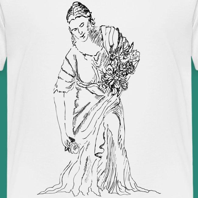 Rosenmädchen,rose girl