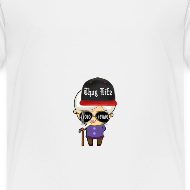 Angry Granny T-shirt
