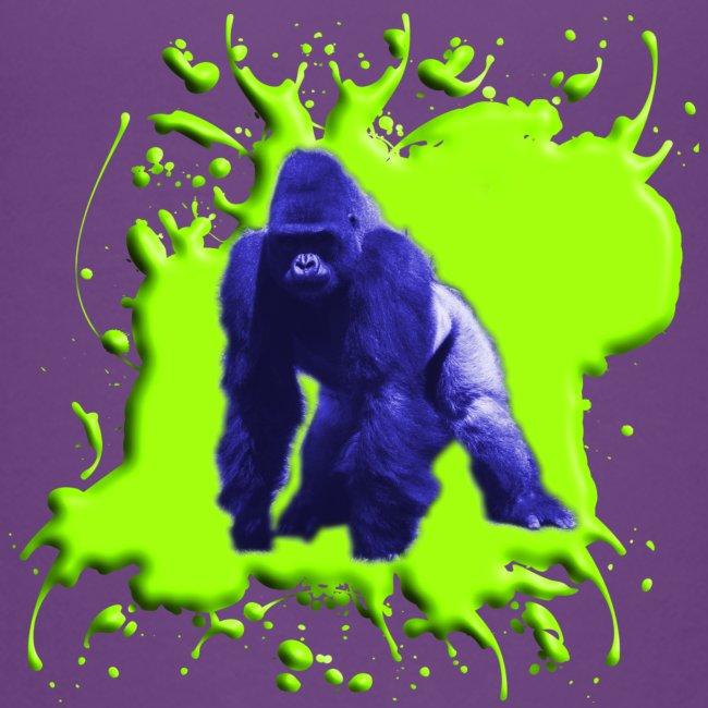 Blue Green Gorilla
