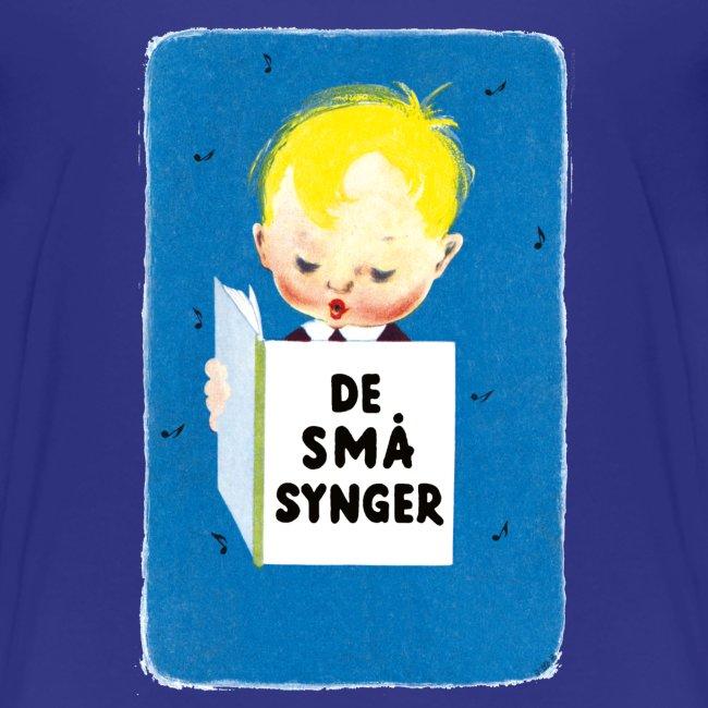 DE SMAA SYNGER_ logo til