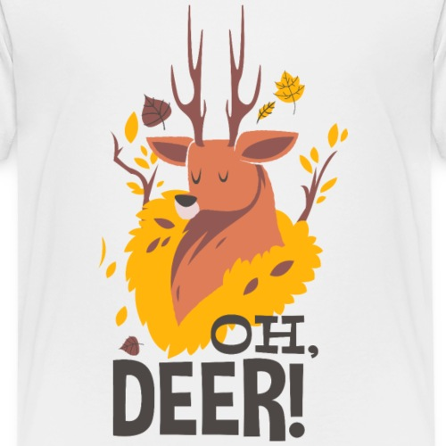 Oh Deer - Kinder Premium T-Shirt