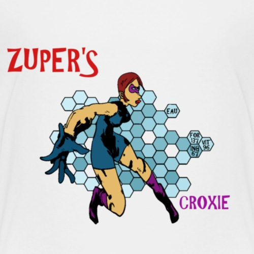 zuperscroxie - T-shirt Premium Enfant