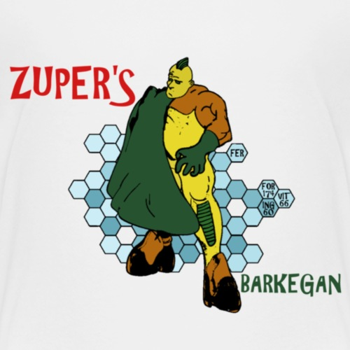 zupersbarkegan - T-shirt Premium Enfant