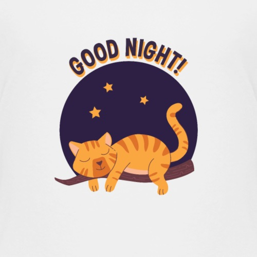 good night - T-shirt Premium Enfant
