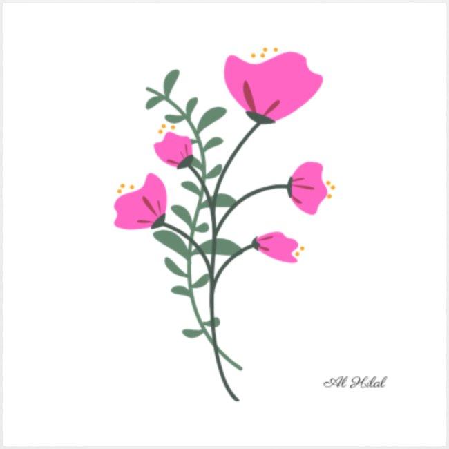 fleure violette