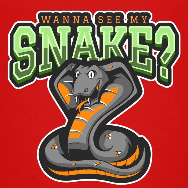 Wanna see my Snake III