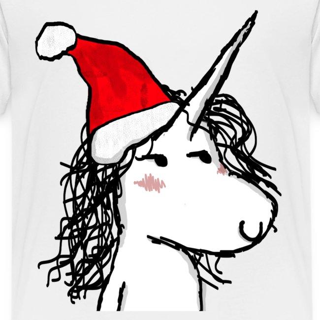 unicorno Natale
