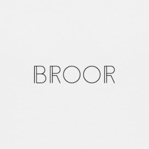 Boor design black x David - Kinderen Premium T-shirt