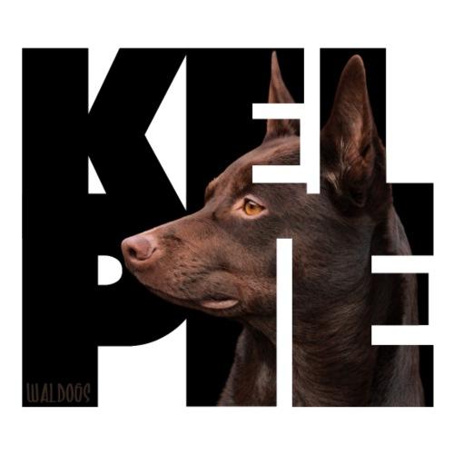 Kelpie II - Lasten premium t-paita