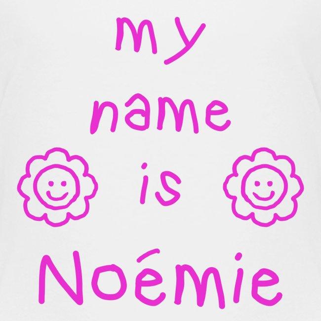 NOEMIE MY NAME IS