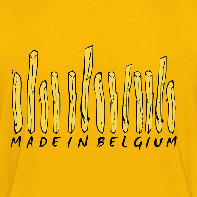 Made In Belgium Frites