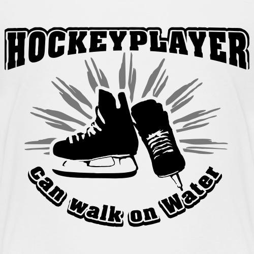 Hockeyplayer - Kinder Premium T-Shirt