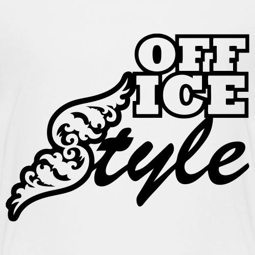 (off_style) - Kinder Premium T-Shirt