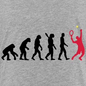 tennis evolution - Premium-T-shirt barn