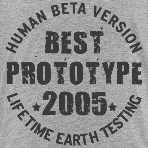 2005 - The birth year of legendary prototypes - Kids' Premium T-Shirt