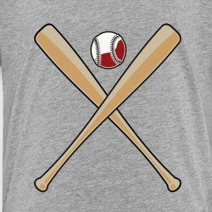 Baseball - Kinder Premium T-Shirt
