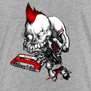 Punk Mix Tape - Premium-T-shirt barn