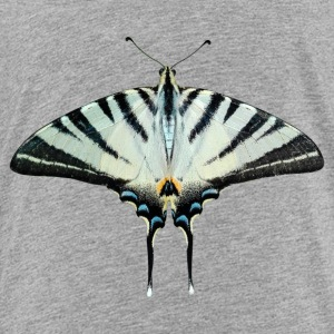 butterfly, schmetterling - Kinder Premium T-Shirt