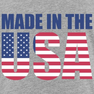 Made in the USA - Kids' Premium T-Shirt