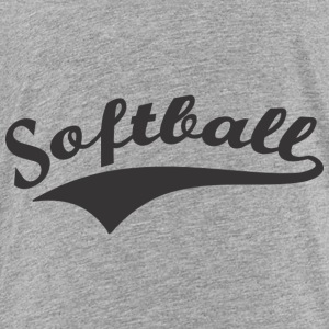 softball - T-shirt Premium Enfant