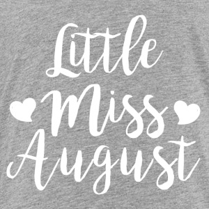 Little miss August - Kids' Premium T-Shirt