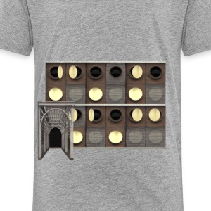 Carls Architectural Collage 3 - Kinder Premium T-Shirt