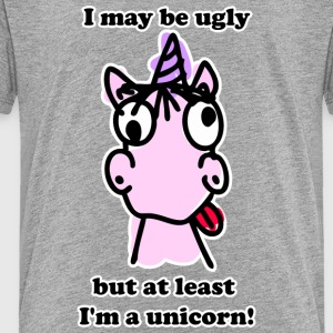 Ugly Unicorn - Kinder Premium T-Shirt
