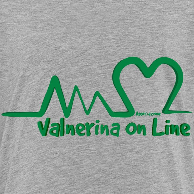 Valnerina On line APS logo verde