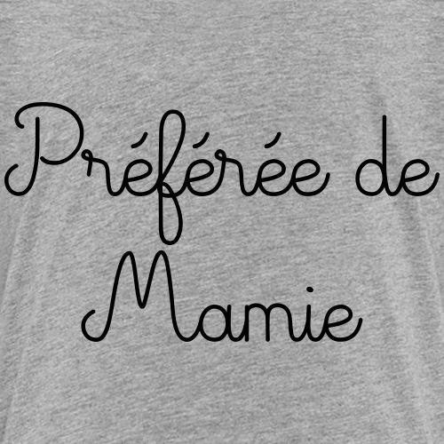 Préférée de mamie - T-shirt Premium Enfant