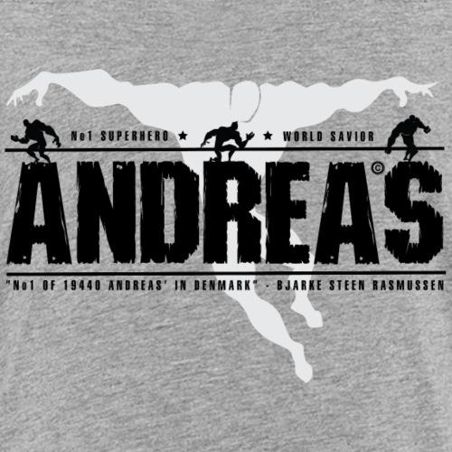 andreas - Børne premium T-shirt